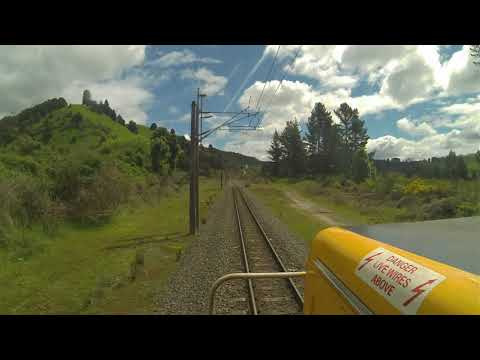 Wellington To Auckland By Train In 16 Minutes