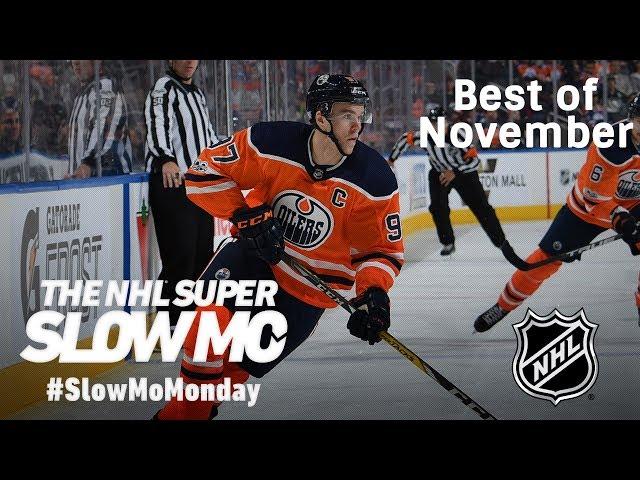 Super Slow Mo: Best of November 2017