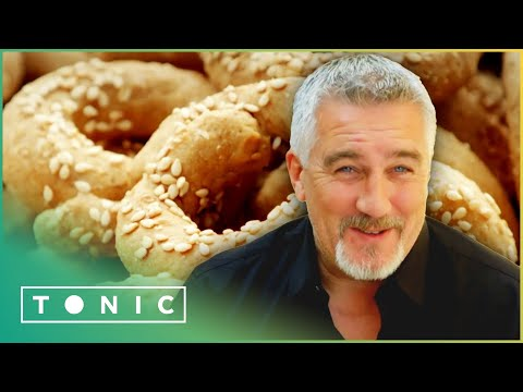 Paul Tries A Shamburak: Jerusalem's Most Eclectic Pastry | Paul Hollywood's City Bakes | Tonic