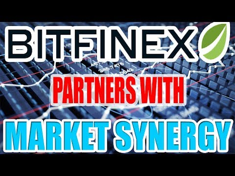 Bitfinex partners with Markey Synergy GmbH in an effort to attract insitutional investors