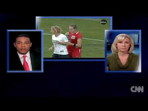 Meanest Soccer Player Elizabeth Lambert Attacks