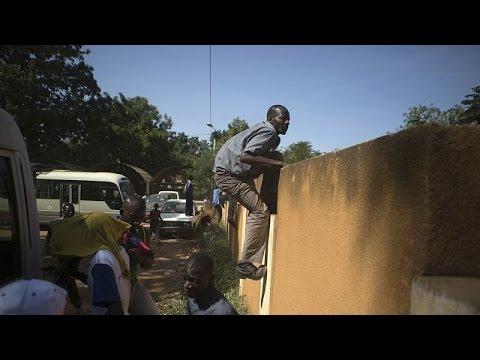 Burkinabe police arrest 6 'foreigners' over Ouagadougou attacks