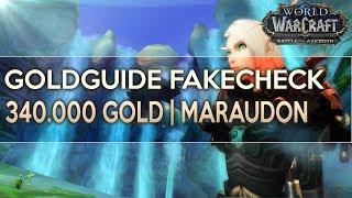 340K Gold pro Stunde in Maraudon farmen?   Goldguide Fakecheck!