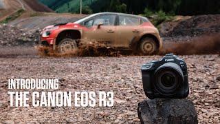 Introduction du Canon EOS R3
