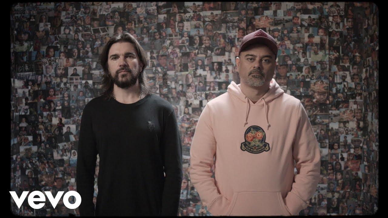 Nach, Juanes - Pasarán