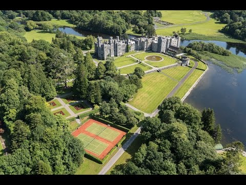 Rebirth of an Irish Castle   National...
