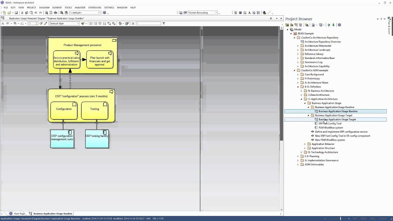 Beasi ea archimate sparx tool generate gap diagram youtube beasi ea archimate sparx tool generate gap diagram ccuart Images