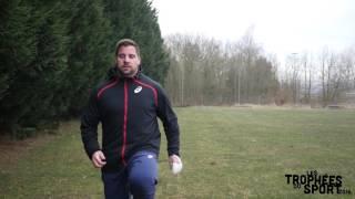 Les Trophées du Sport 2016 - Quentin Bigot