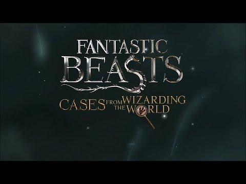 Fantastic Beasts: Cases игра на Android - ФАНТАСТИЧЕСКИЕ ТВАРИ. СЛЕДСТВИЕ ВЕДУТ МАГИ