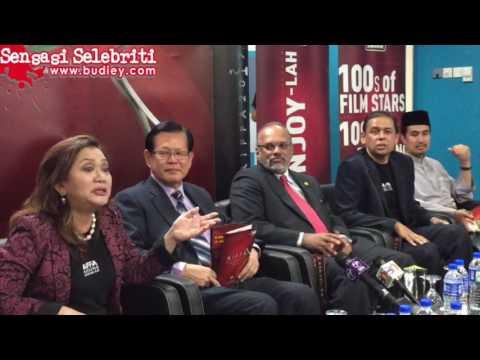 Sidang Media Pelancaran AIFFA 2017 di Kuala Lumpur