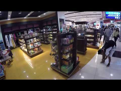 DUBAI AIRPORT. TERMINAL 2 - АЭРОПОРТ НЕ МЕЧТЫ