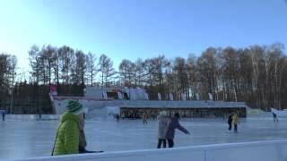 Каток Лёд - Сокольники 2015