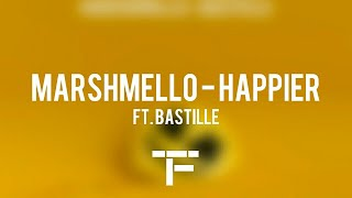 [TRADUCTION FRANÇAISE] Marshmello ft. Bastille - Happier