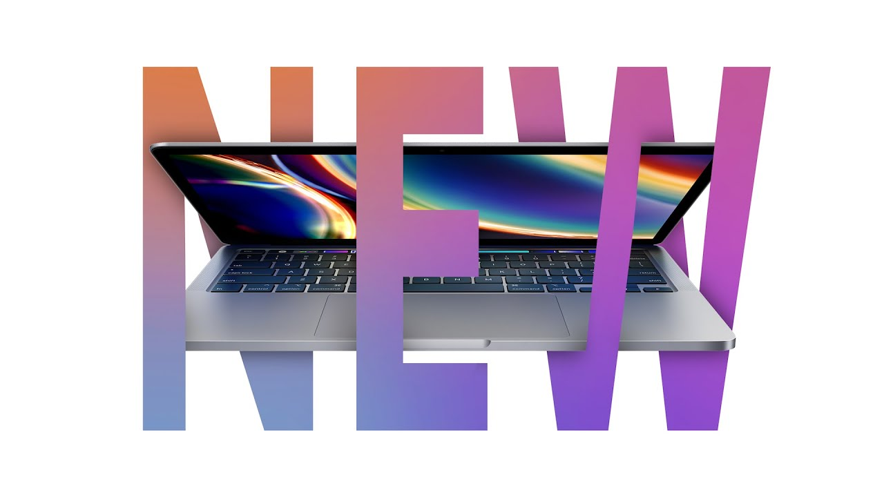 "Apple Releases NEW 2020 13"" MacBook Pros"