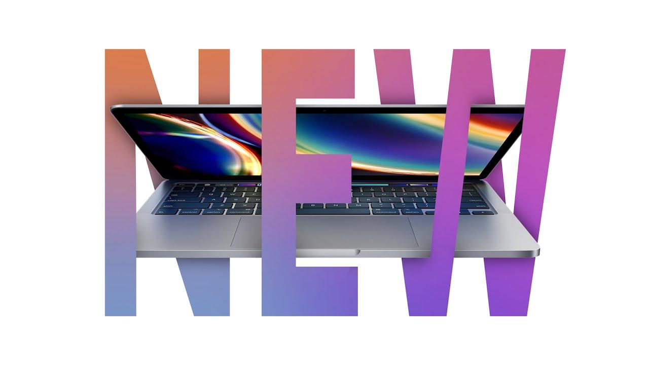 "Apple Releases NEW 2020 13"" MacBook Pros"