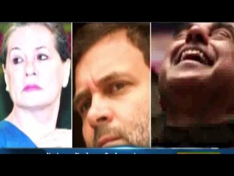Subramanian Swamy Says Sonia Gandhi and Rahul are Guilty in AgustaWestland Deal