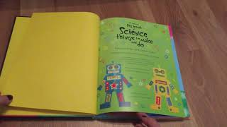 Usborne Big Book of Science Things to Make and Do