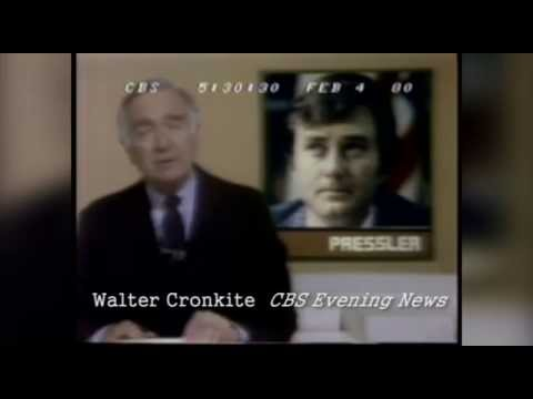 Walter Cronkite on Larry Pressler