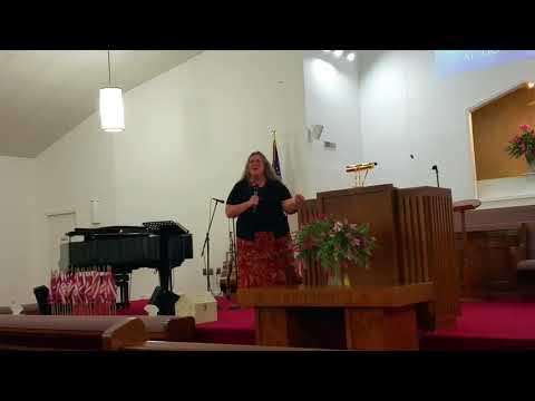 Mary Shelton Revival at Zion Hill Sunday PM