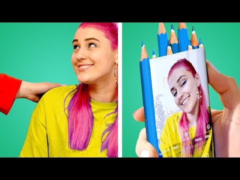 19 Funny And Cool DIY School Supply Ideas Hacks By 5 Minute Crafts Zone