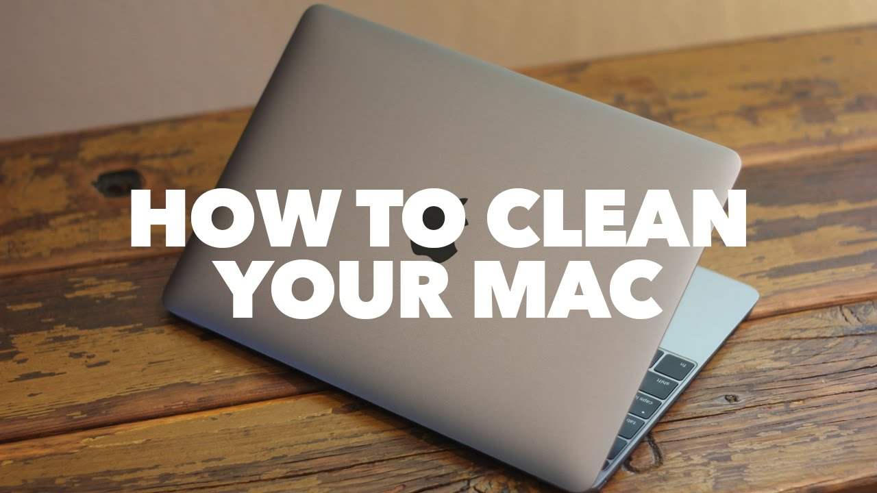 How To Make Your Mac Run Faster - YouTube