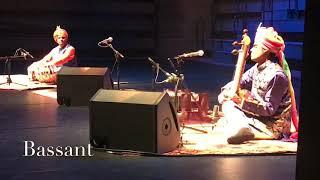 Spectacle de Bassant, les Gitans du Rajasthan