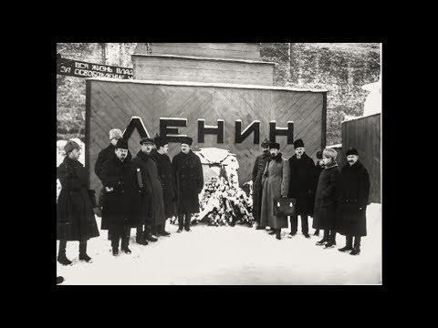 Мавзолей В.И. Ленина /  The Mausoleum of V. I. Lenin