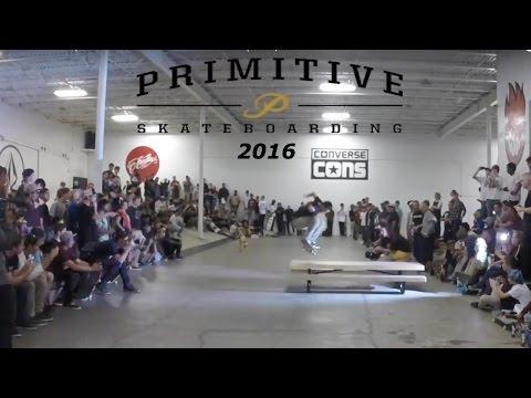 Familia Skatepark Primitive Skateboard Demo! (2016)