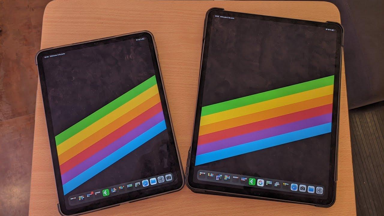 🔥iPad Pro 11 vs iPad Pro 12.9 (2020)🔥 - YouTube