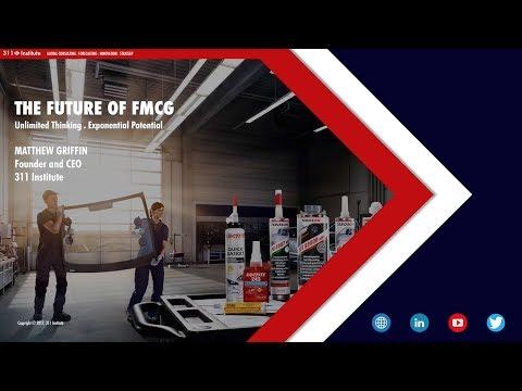 Futurist Keynote Speaker Matthew Griffin: The Future of FMCG, Henkel, Vienna