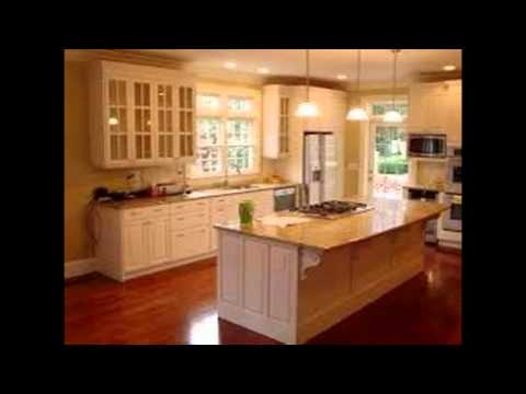 Build Your Own Kitchen Island With Breakfast Bar Cabinets Youtube