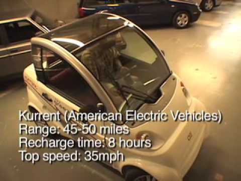 Kurrent: a 10,000 dollar electric car