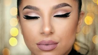 Chit Chat Get Ready With Me | Makeup By Leyla