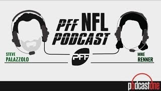 PFF NFL Podcast: PFF Takes over Peter King's Football Morning in America   PFF