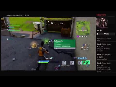 Jugando Fortnite Con Amigos Raulkraken En Fortnite 1 Youtube