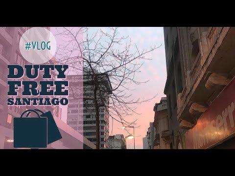 Duty Free de Santiago, Chile. Vale a pena?  | BEBIDAS, PERFUMES, CHOCOLATE E + | BANCANDO LA GRINGA
