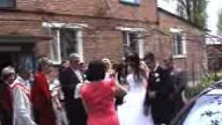свадьба-вокруг машины МАША + ДИМА = ИВАНОВЫ.3gp