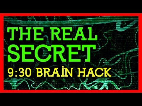 9:30 Neuro-Awareness: The Real Secret