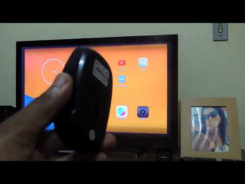 COMO INSTALAR  O MOUSE SEM FIO NO TV BOX ANDROID(CS918)