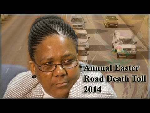 Annual Easter road death toll 2014 announcement