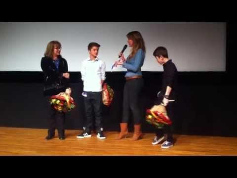 Maria, Faas en Maas - Q&A in CineMec in Ede na voorpremiere 'De Groeten van Mike'