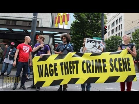 Industries Across the U.S. Are Stealing Wages From Their Lowest Paid Workers