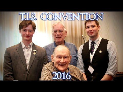 Titanic International Society (TIS) 2016 Convention