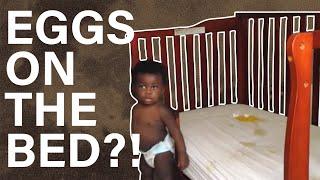 Eggs on the Bed. @beleafMel #beleafinfatherhood
