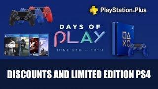 Days of Play προσφορές σε PS Store & καταστήματα!   Προτάσεις αγοράς