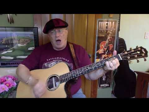 2264 -Something So Strong -Crowded House cover -Vocals -Acoustic guitar & chords