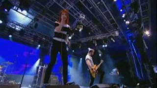 PARAMORE-Radio 1s Big Weekend,2010[FULL PERFORMANCE]