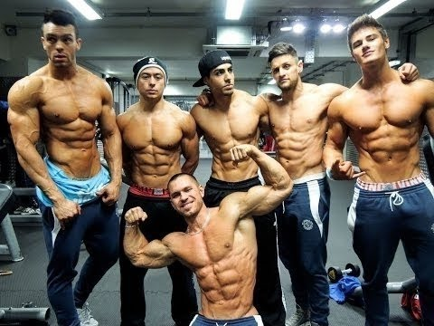 Best Aesthetic Natural Bodybuilders 2015 NEW!! [HD] - YouTube