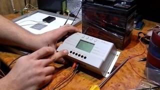 видео Всё о контроллерах заряда от солнечных батарей