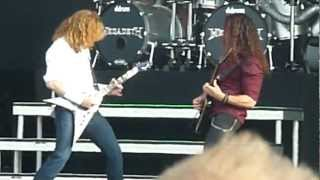 Megadeth - A Tout Le Monde (Live - Download Festival, Donington, UK, June 2012)